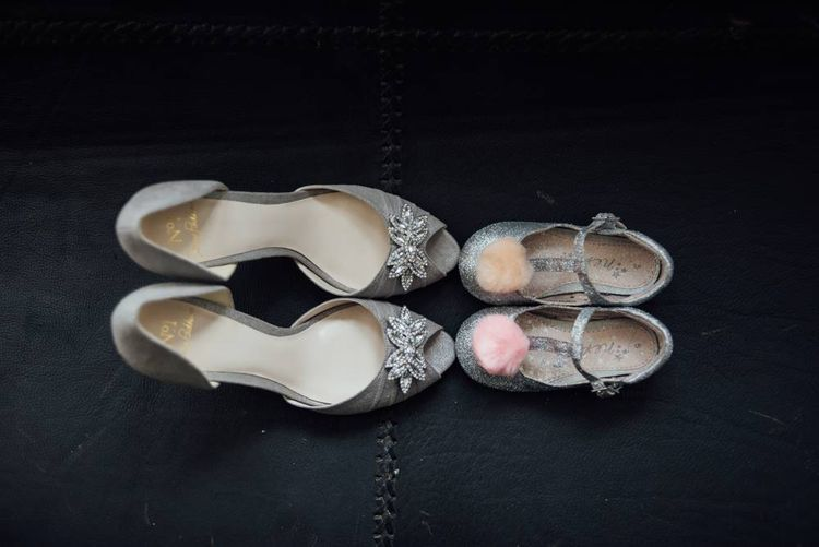 Sparky Wedding Shoes
