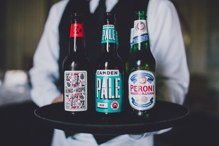 Beer Bottles | RS Brown Photography