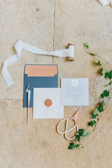 Wedding Stationery by Paperknots