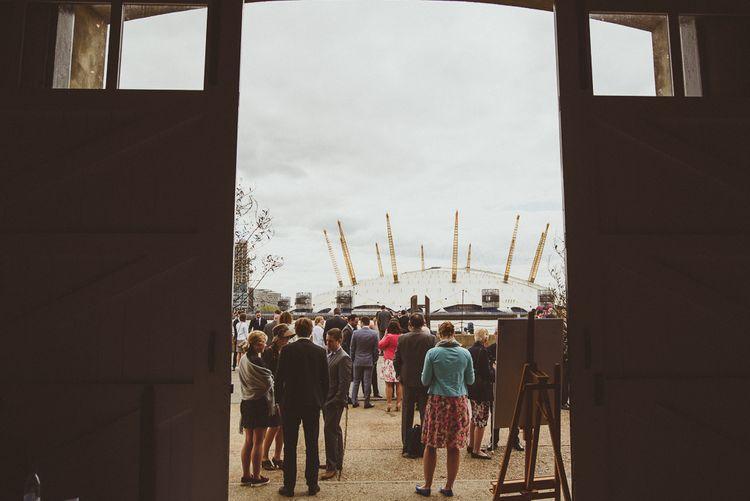 Wedding Ceremony | Tropical Trinity Buoy Wharf Wedding | Matt Penberthy Photography