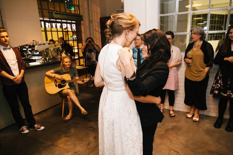 Bride & Bride First Dance