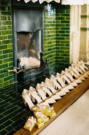 #crowedding ASOS bridesmaid shoes