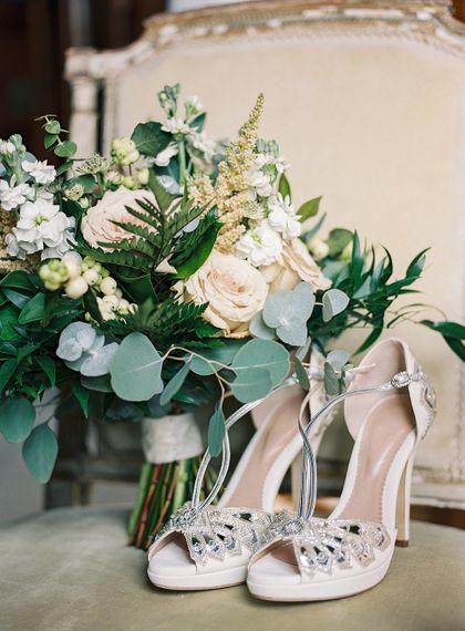 #crowedding The Garden Flower Company Bouquet