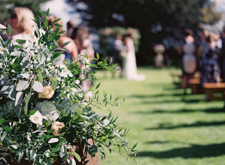 #crowedding The Garden Flower Company Florals