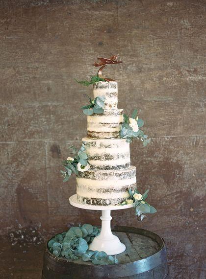 #crowedding Buttercreams & Dreams wedding cake
