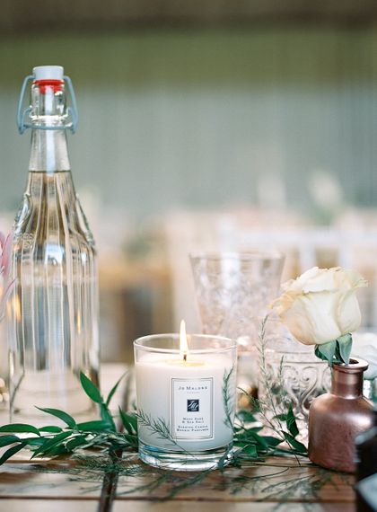 #crowedding scent by Jo Malone