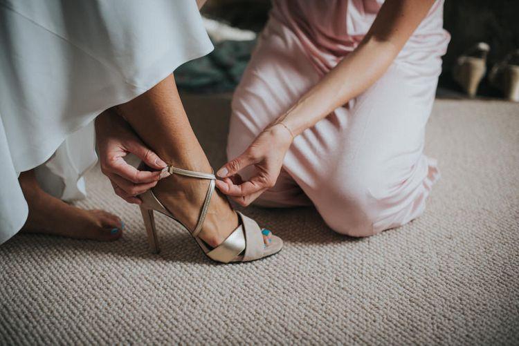 Max Mara Bridal Shoes