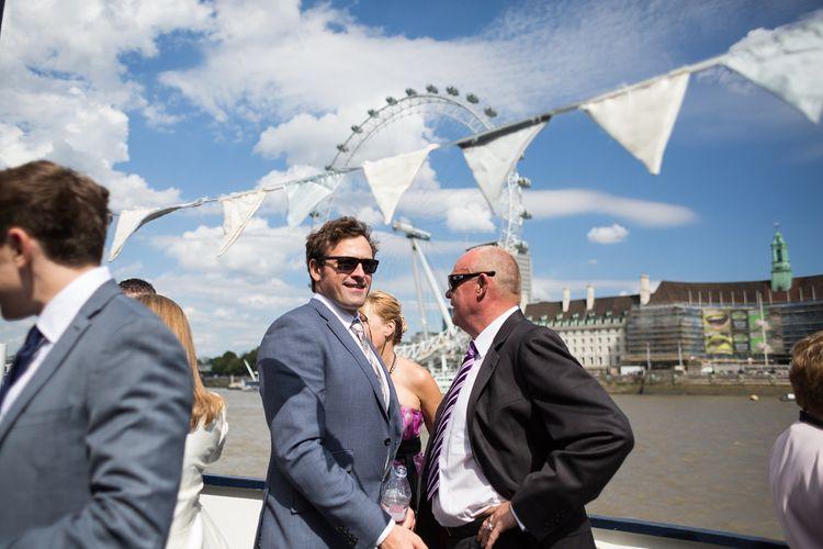 Thames Boat Ride