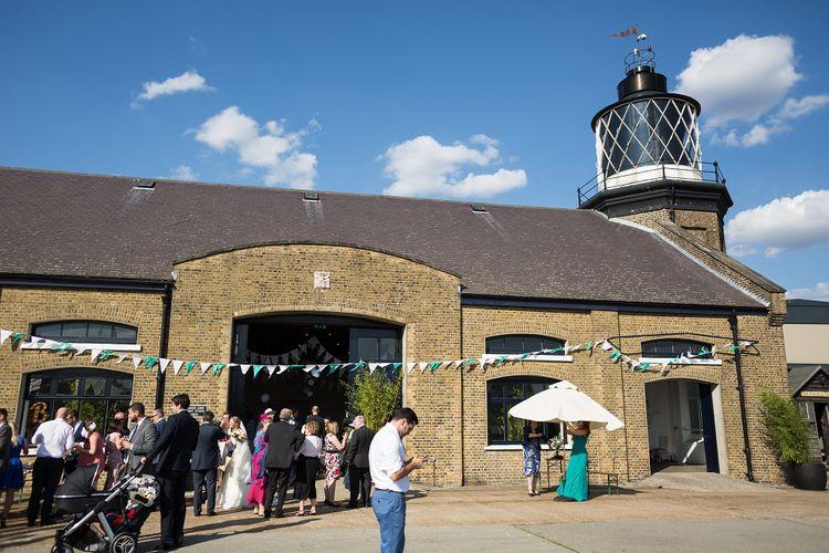 Trinity Buoy Wharf London Wedding Venue