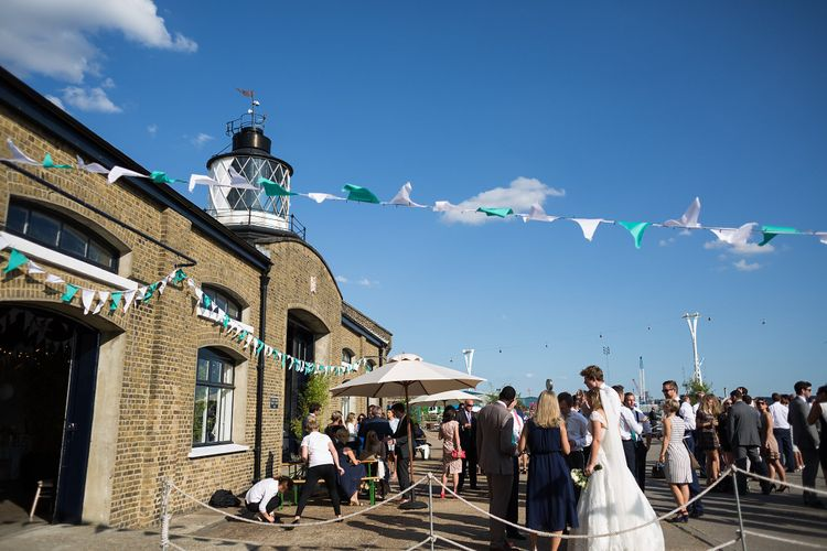Trinity Buoy Wharf Wedding Venue