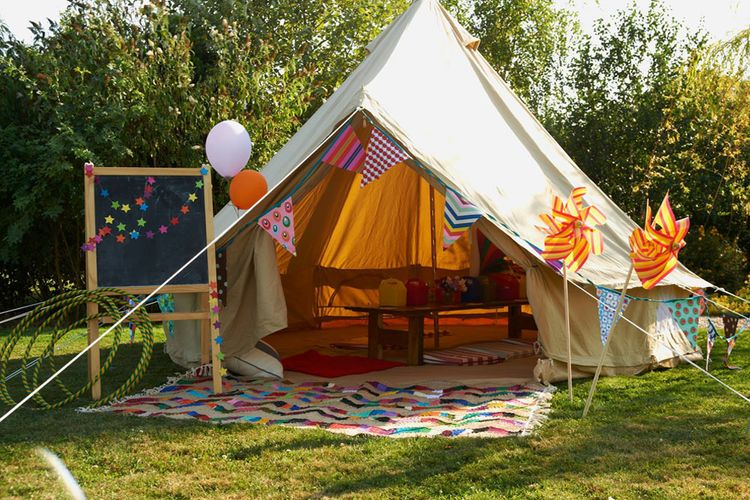 "Baby Tipi from <a href=""https://www.thelittletop.co.uk/"" target=""_blank"">The Little Top</a>"