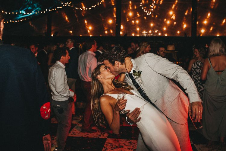 Bride & Groom First Dance | Michigan Behn Photography