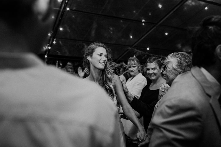 Outdoor Woodland Wedding in South Africa | Michigan Behn Photography