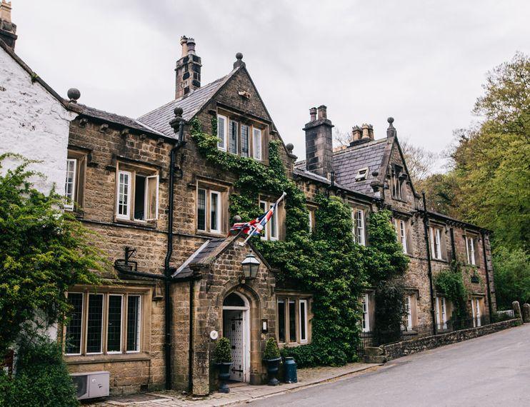 The Inn at Whitewell Country Pub Wedding | Rachel Joyce Photography