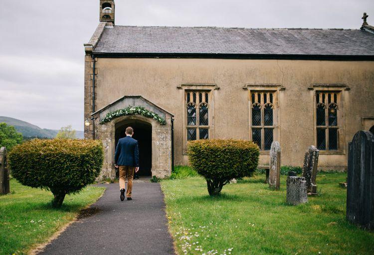 Church Wedding Ceremony | Rachel Joyce Photography