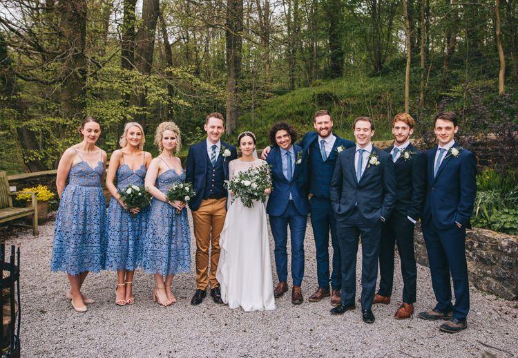 Wedding Party | Relaxed Country Pub Wedding | Rachel Joyce Photography