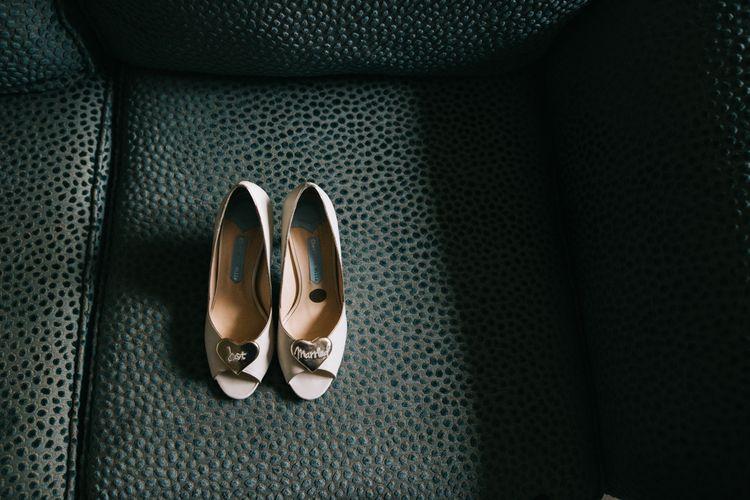 Charlotte Mills Andi Bridal Shoes | Rachel Joyce Photography