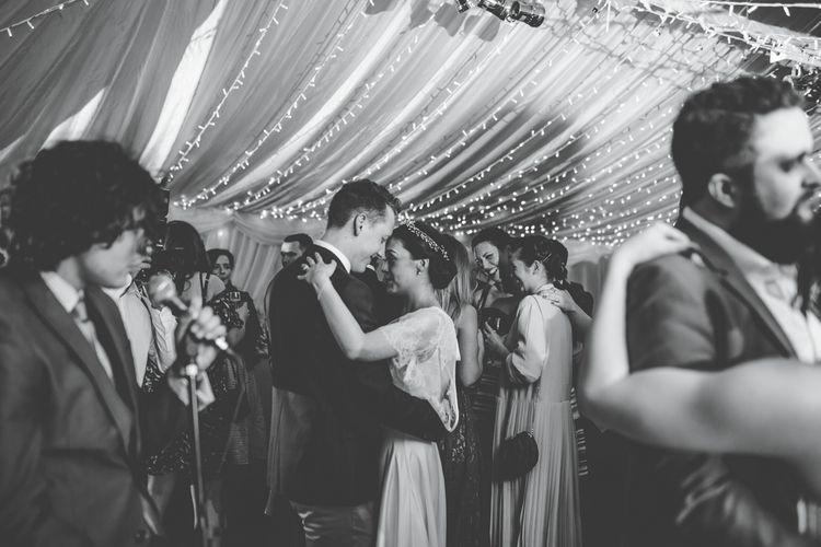 First Dance | Relaxed Country Pub Wedding | Rachel Joyce Photography