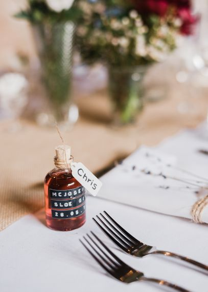 Edible/Drinkable Wedding Favours