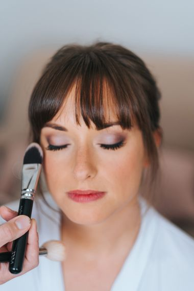 Bridal Makeup | Intimate Ceremony at Stoke Newington Town Hall | Miss Gen Photography