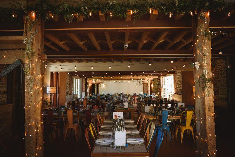 West Lexham Rustic Wedding Venue