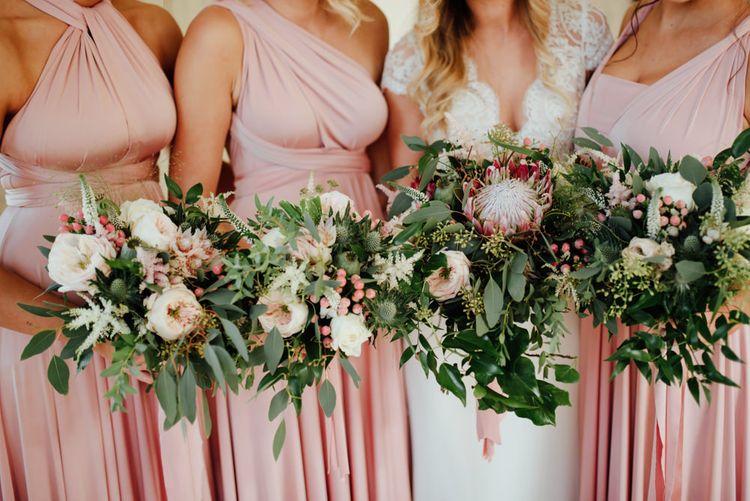 Protea Bouquets | The Lou's Photography