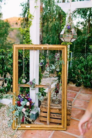 Wedding Decor | Jewel Coloured Spanish Wedding Planned & Styled by Rachel Rose Weddings | Anna Gazda Photography