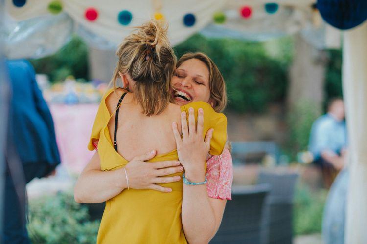 Bright DIY Back Garden Wedding | Lisa Webb Photography | Bright DIY Back Garden Wedding | Lisa Webb Photography