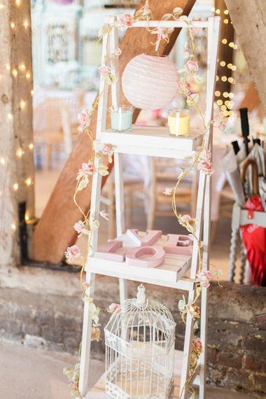 Pastel Wedding Decor