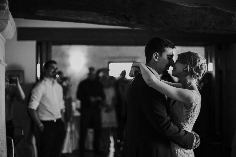 Bride & Groom First Dance | Intimate Love Memories Photography