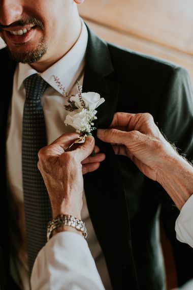 Buttonhole | Intimate Love Memories Photography