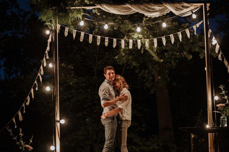 Festoon Lights For Wedding Picnic