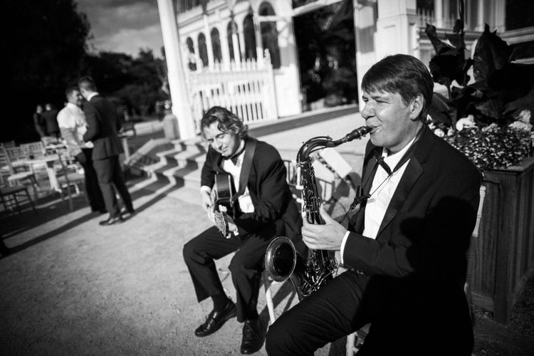 Jazz Trio Wedding Entertainment