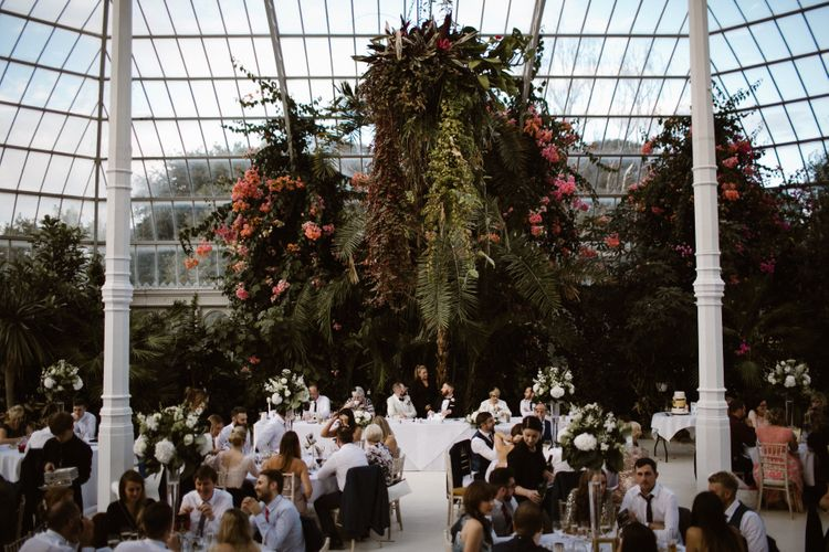 Sefton Park Palm House Wedding