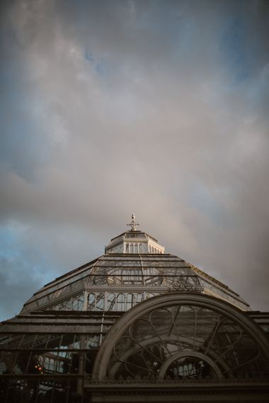 Sefton Park Palm House in Liverpool