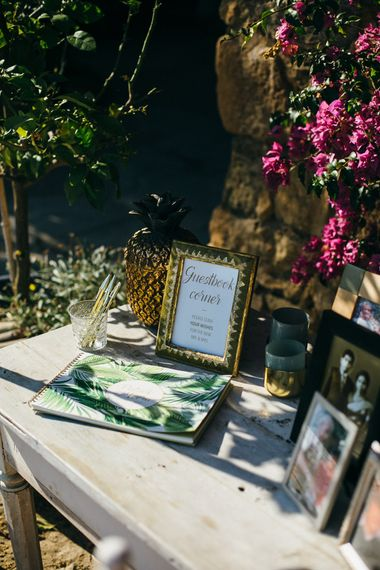 Wedding Reception In Costa Brava