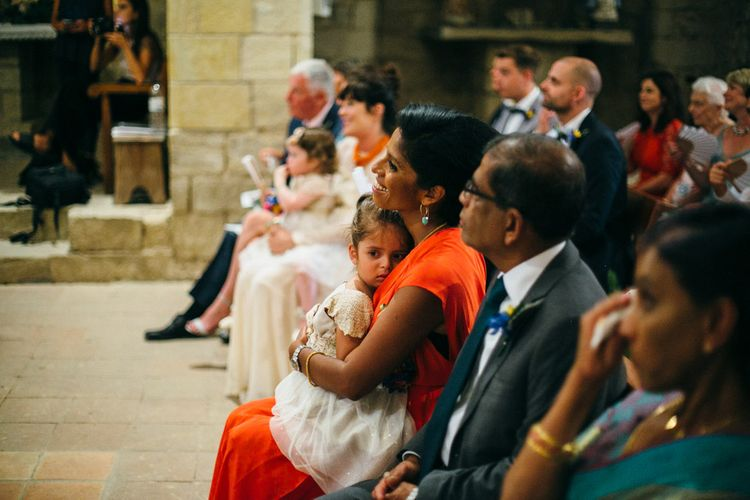 Ceremony For Costa Brava Wedding