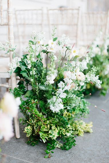 Floral Aisle Decor By Petalon