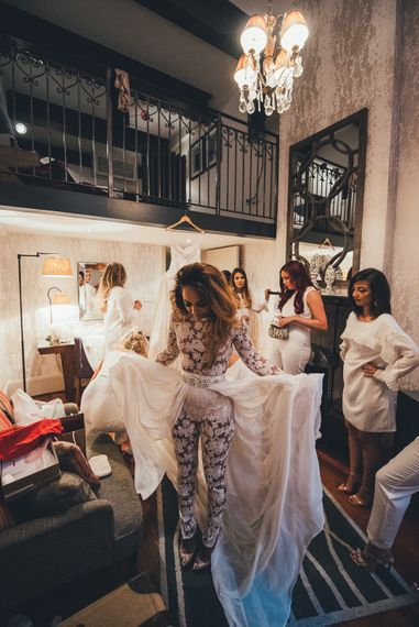 Glamorous Wedding at Great John Street Hotel Manchester