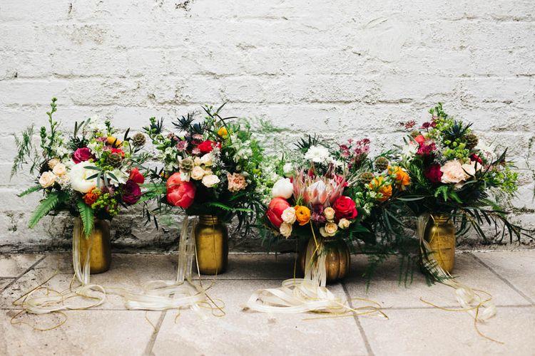 Organic Bouquets