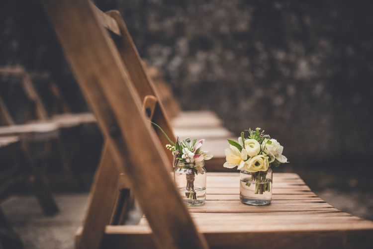 Spring Wedding Flowers by The Garden Gate Flower Company