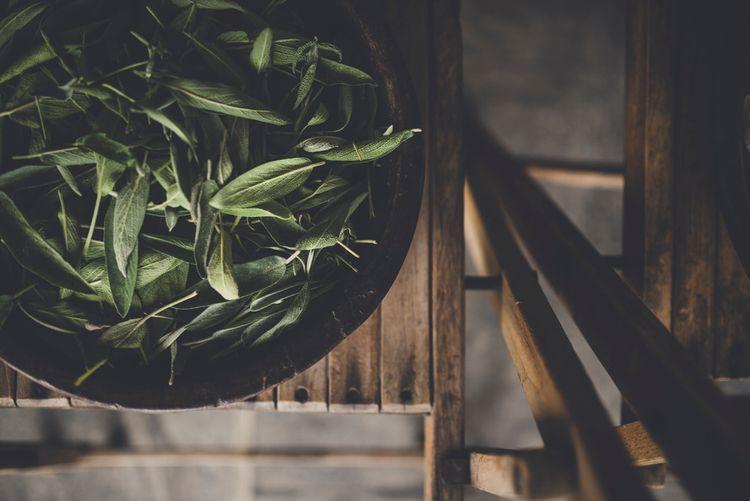 Dried Sage Confetti