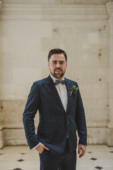 Groom in Louis Copeland Suit | Antonija Nekic Photography