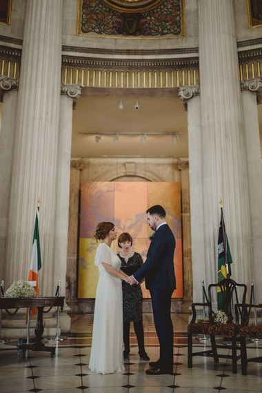 City Hall Dublin Wedding Ceremony | Antonija Nekic Photography