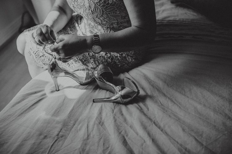 Folkster Sandal Wedding Shoes | Antonija Nekic Photography
