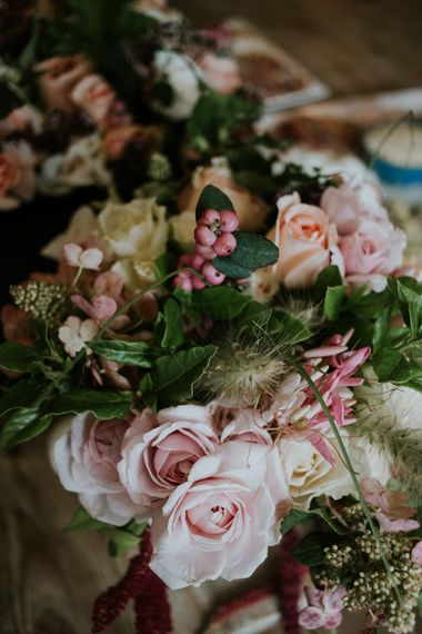 The Real Flower Company Wedding Flowers | Lucy Turnbull Photography