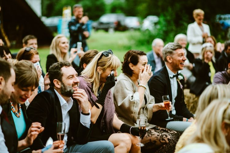 Festival Wedding Browning Bros Essex