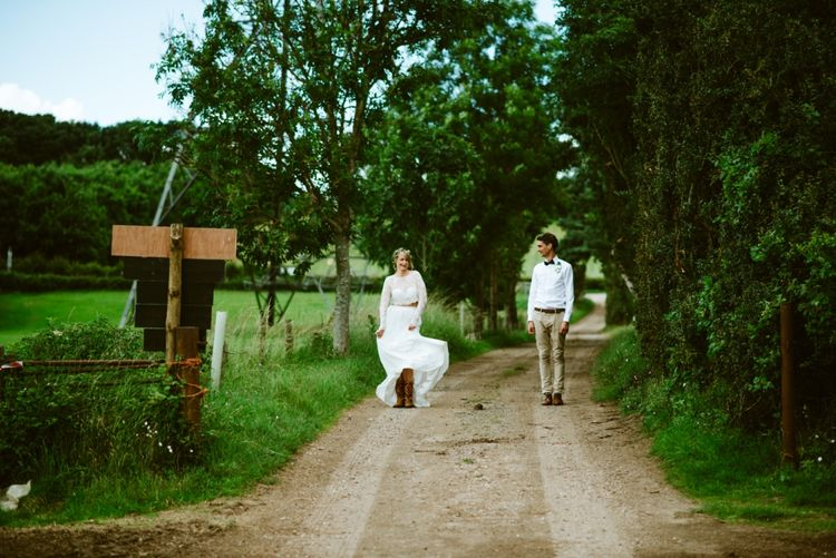 Karen Willis Holmes Bridal Separates