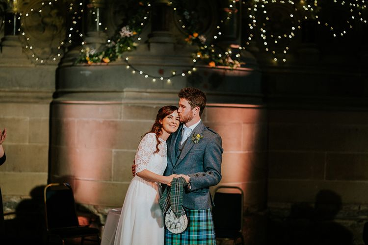 The Ceremony | Glasgow, West End Wedding | Cottiers Glasgow | Chris Barber Photography