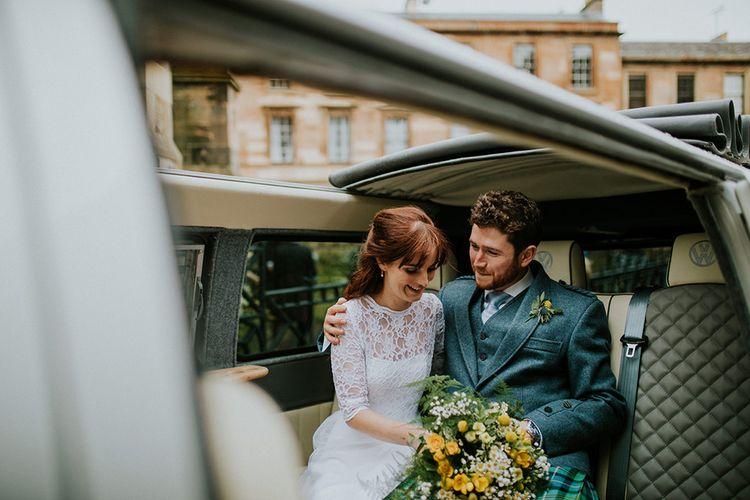 Transport | Glasgow, West End Wedding | Cottiers Glasgow | Chris Barber Photography